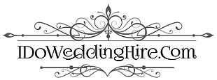 official logo idoweddinghire.com.jpg