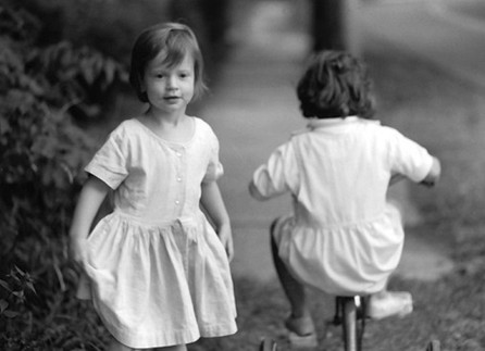 Emilie and Caitlin