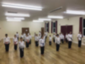Childrens Karate Class