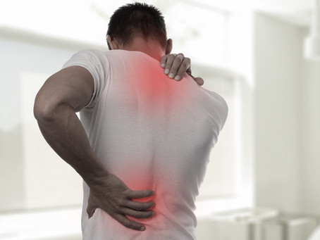 Back pain doesn't get better by itself !