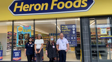 Thank you to Heron Foods