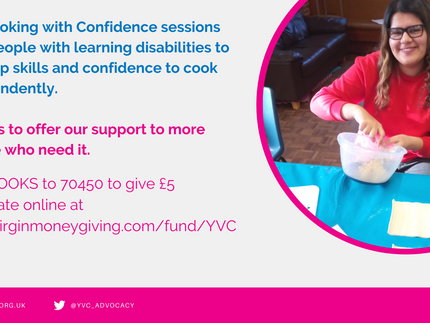 We are fundraising - can you support us?