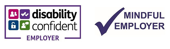 Disability Confident and Mindful Employe