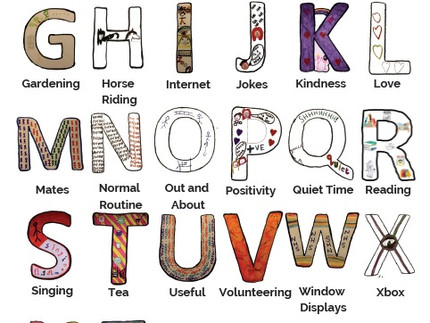 Our A-Z of Coping Skills