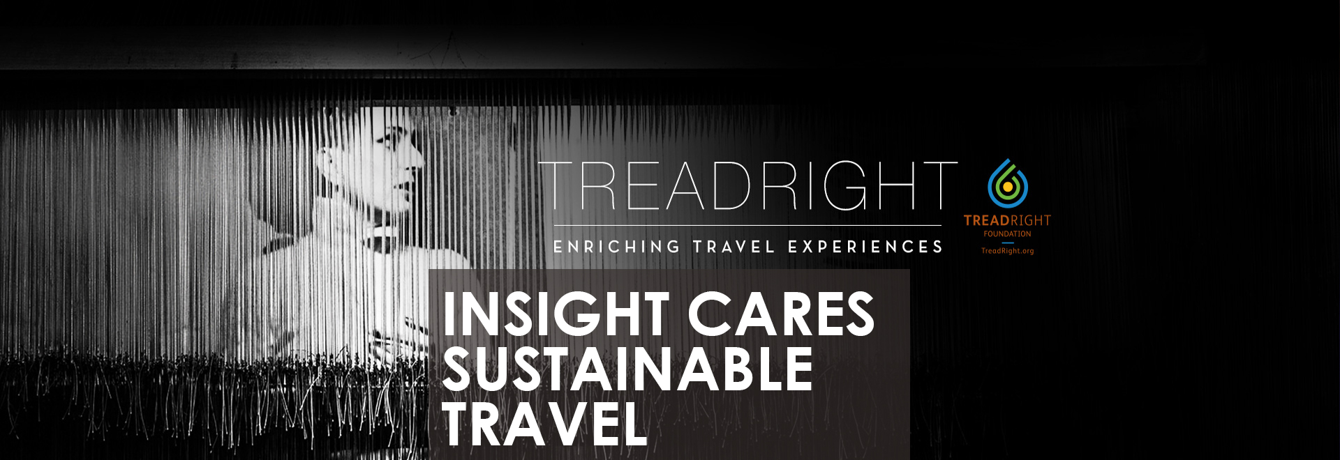 Insight Cares - Sustainable Travel