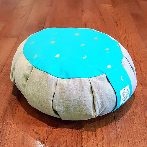 Moon and Stardust Meditation Cushion