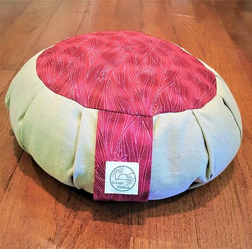 Red Maple Meditation Cushion