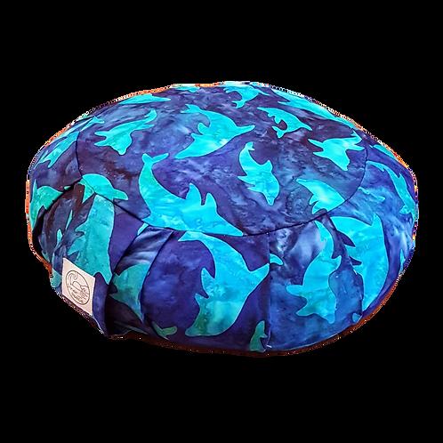 Dolphins Meditation Cushion