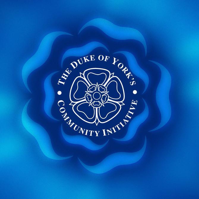 The Duke of York's Community Initiative Award 2017