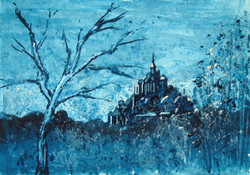 MSM and blue tree