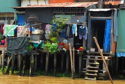 Mekong washing day