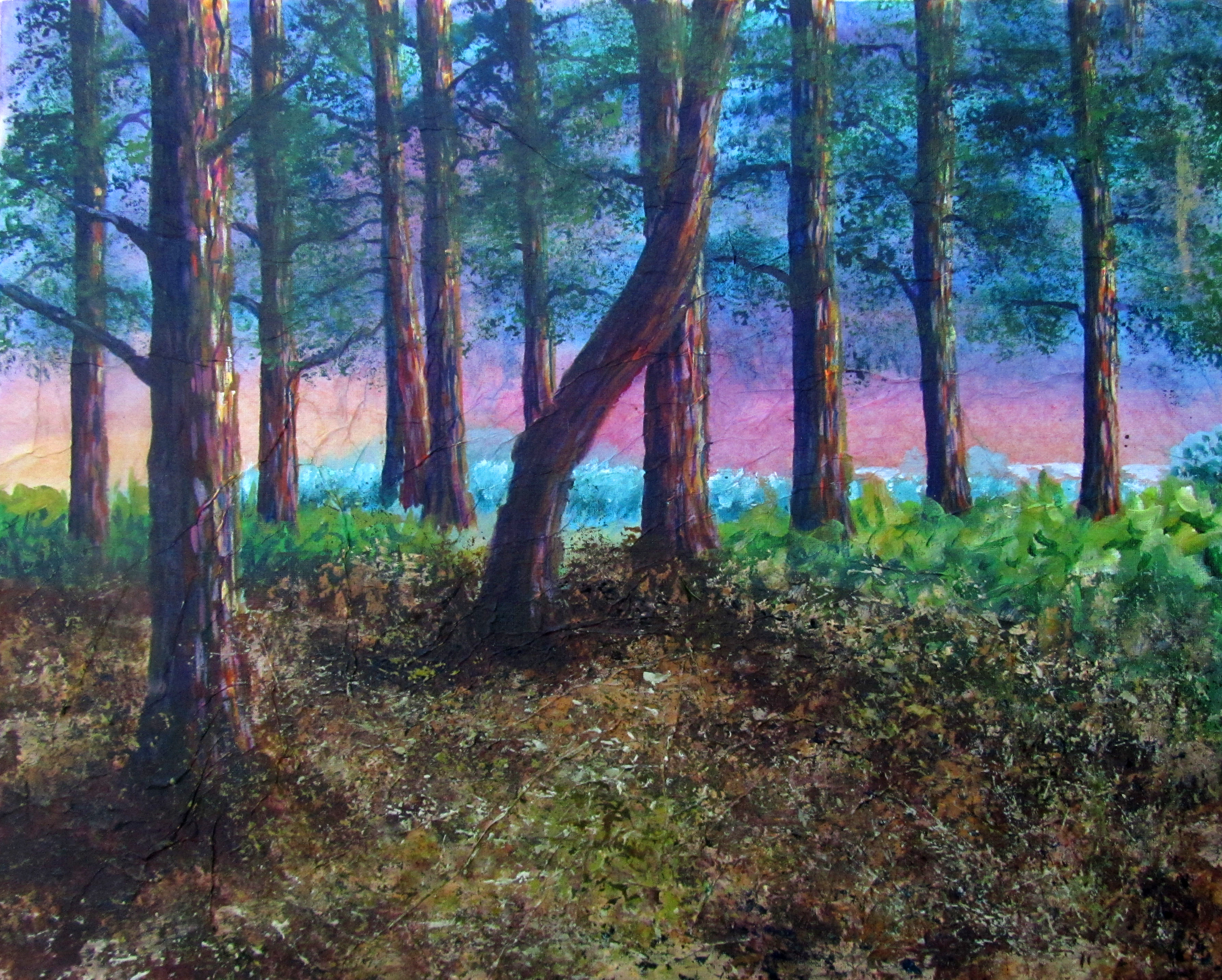 Arne Pines completed