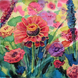 Summer Flower Border