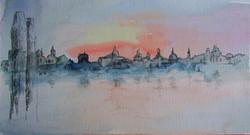 Venice, view from Murano
