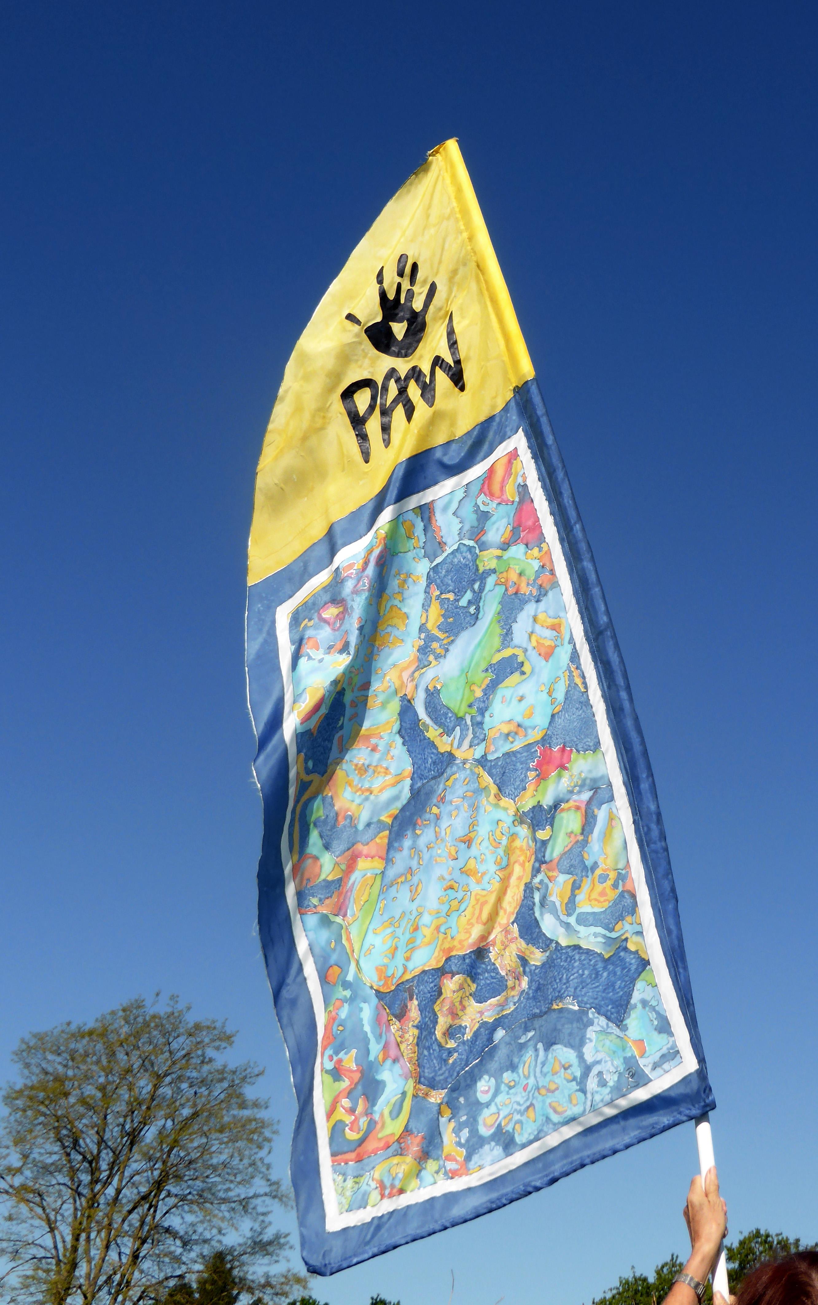 PAW flag 1