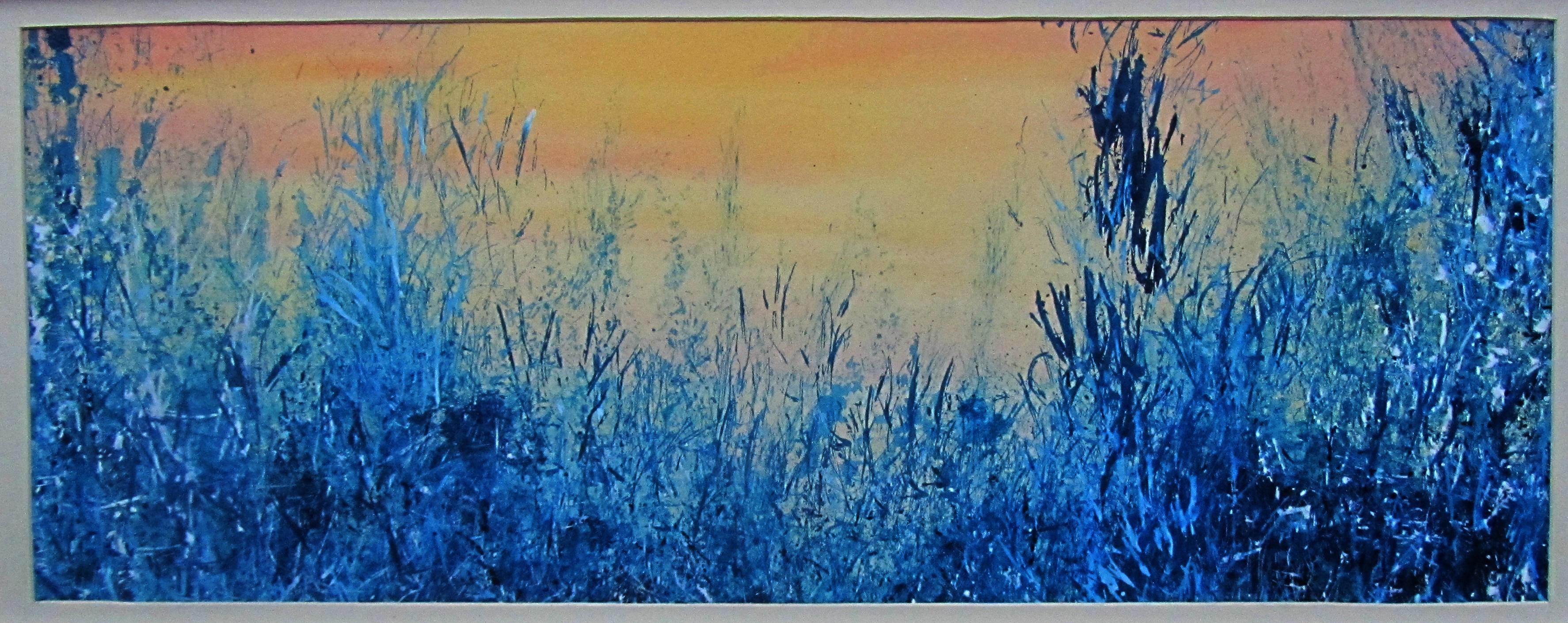 Bestwall Park sunset