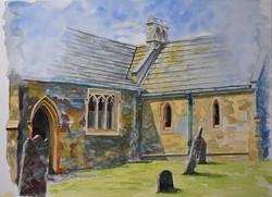 Tyneham Church small