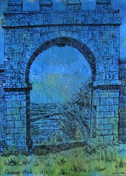 Grange arch