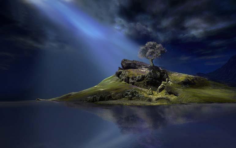 landscapes_island