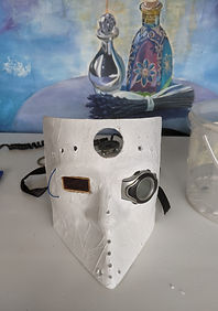 1 Mask template, first holes and watches in place.jpg