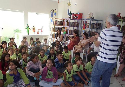 Viagem Literária, Ricardo Ramos Filho, Escritor Literatura Infantil