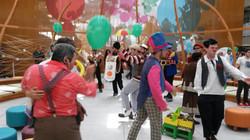 Festa inauguração BVL
