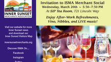 ISMA Merchant Social March 20