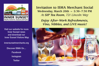 ISMA Merchant Social March 20