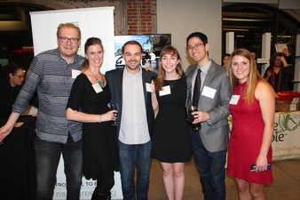 12TH ANNUAL GREEN BUSINESS AWARDS RECEPTION