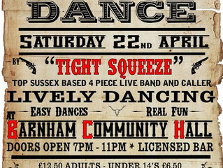 Dance your socks off in Barnham!
