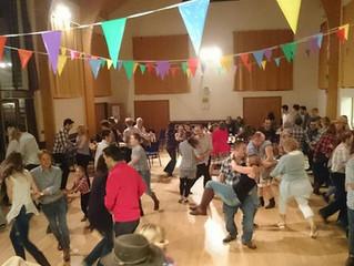 Barn dance class 50+, beginners welcome