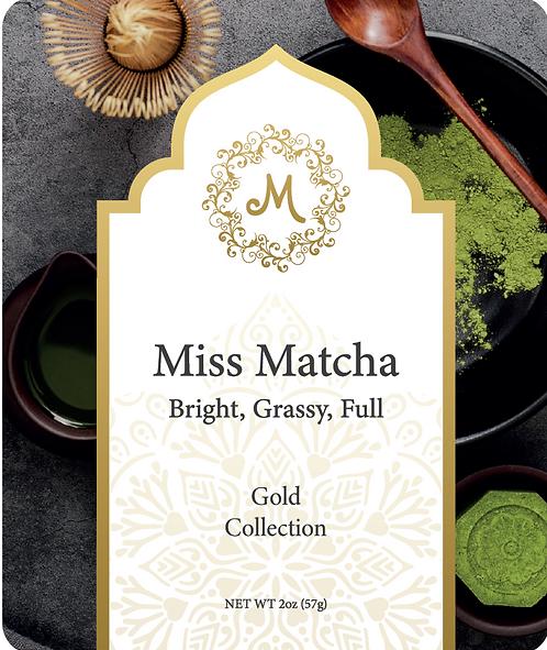 Miss Matcha