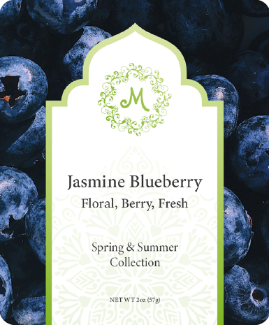 Jasmine Blueberry