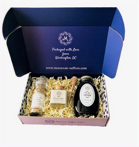 Saffron Lovers Gift Box