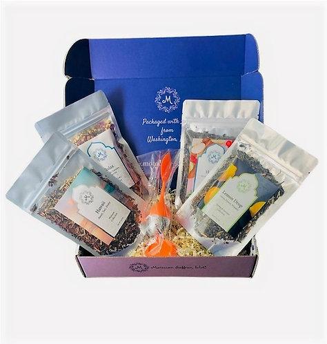Tea Lovers Gift Box