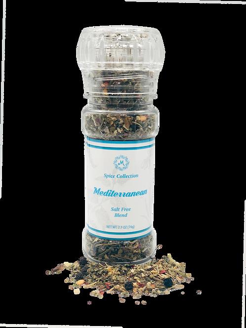 Mediterranean Salt Free Spice Blend