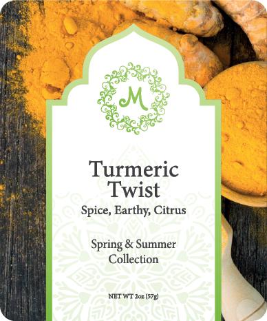 Turmeric Twist