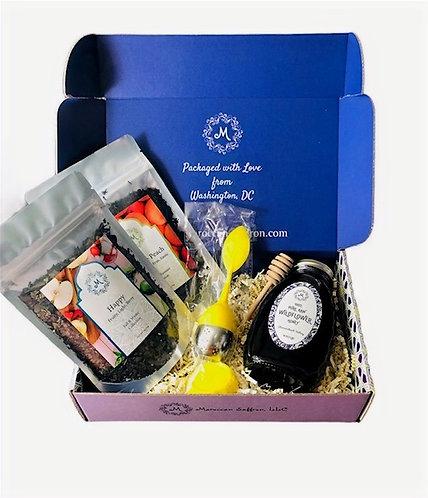 Tea & Honey Gift Box