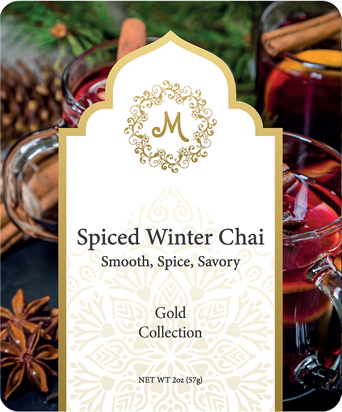Spiced Winter Chai