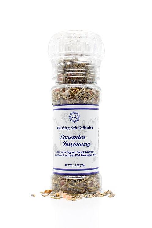 Lavender Rosemary Finishing Salt