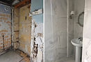 Bathroom before & after!