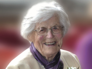 Members of the Swiss Club Edinburgh are sad to announce the passing of Founder member;  Nelly Robson