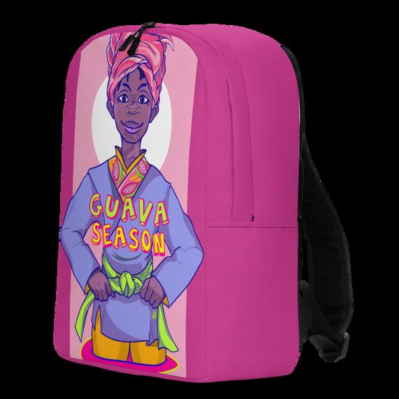 Guava Season #1 Minimalist Backpack