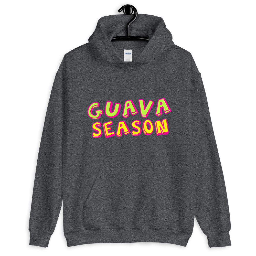 Guava Season Unisex Hoodie