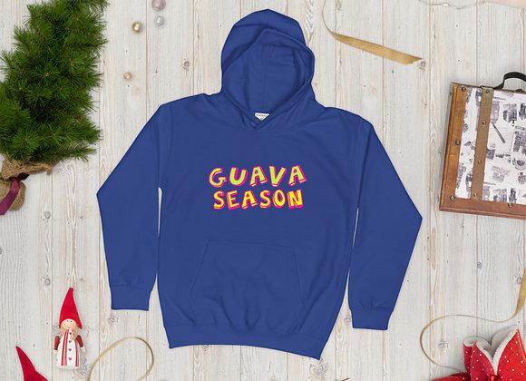 Guava Season Kids Hoodie