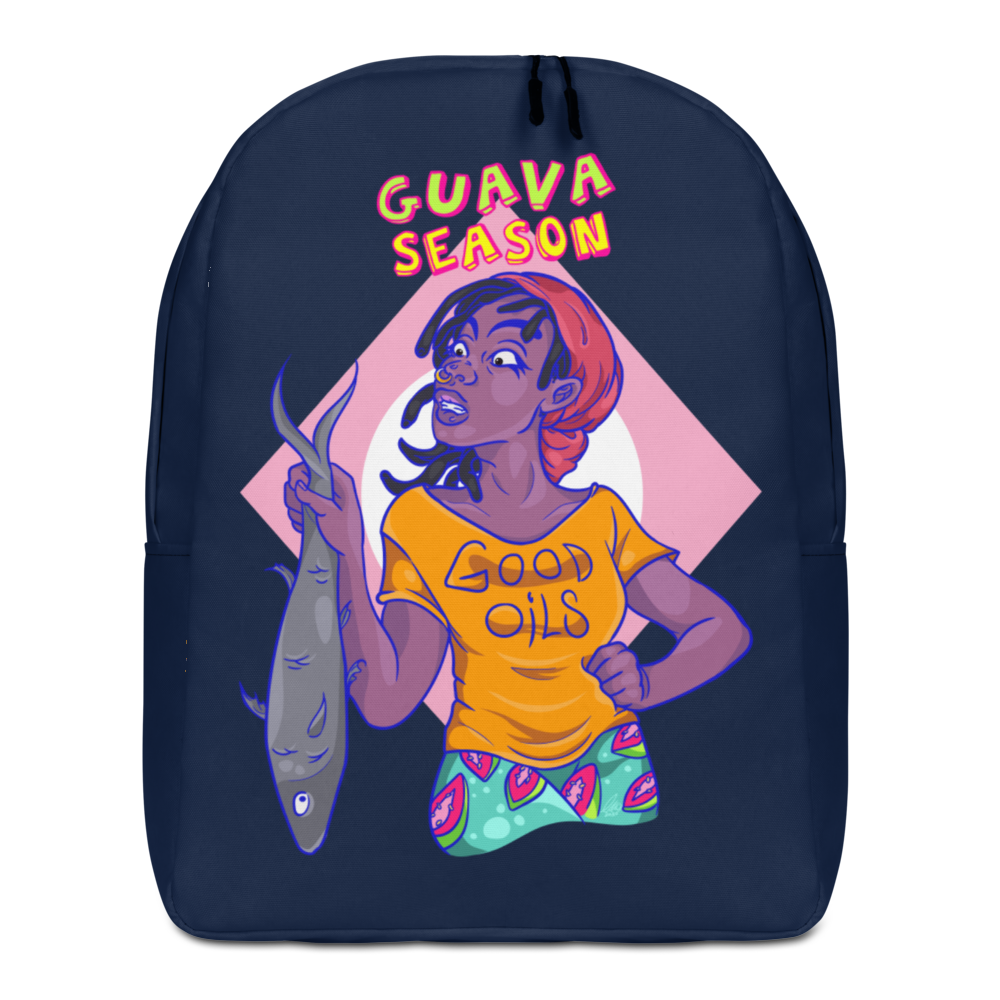 Guava Season #3 Minimalist Backpack
