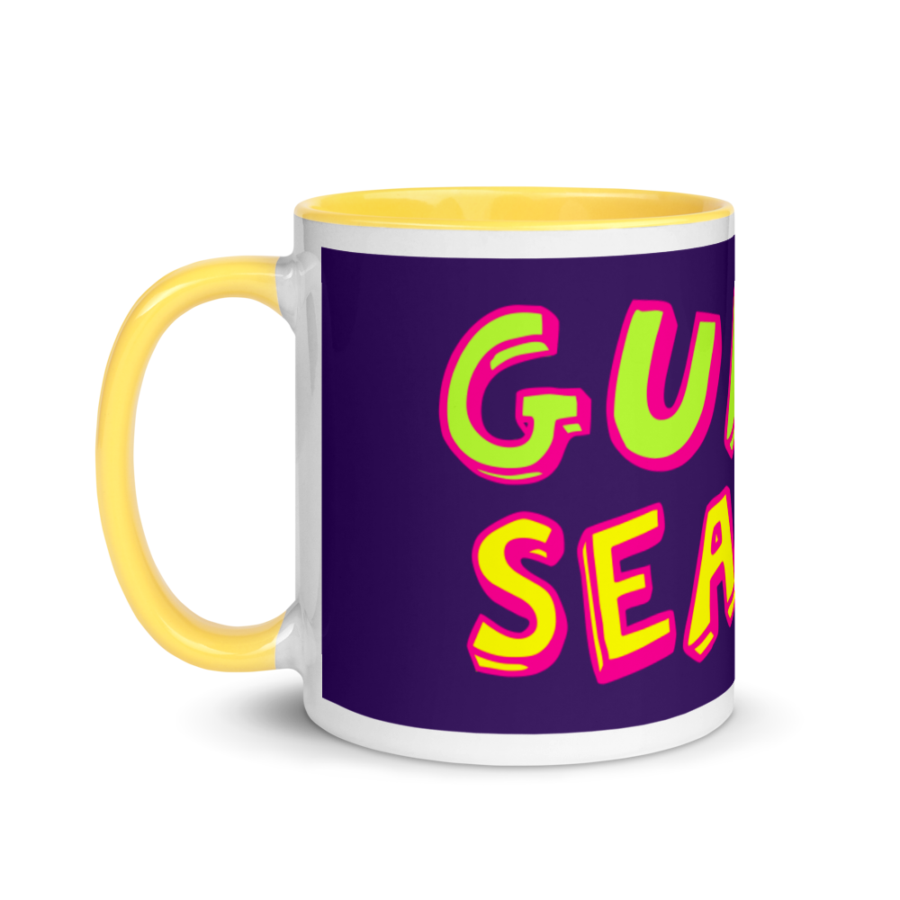 Guava Season Color Inside Mug