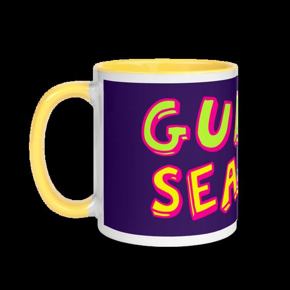 Guava Season Color Inside Mug