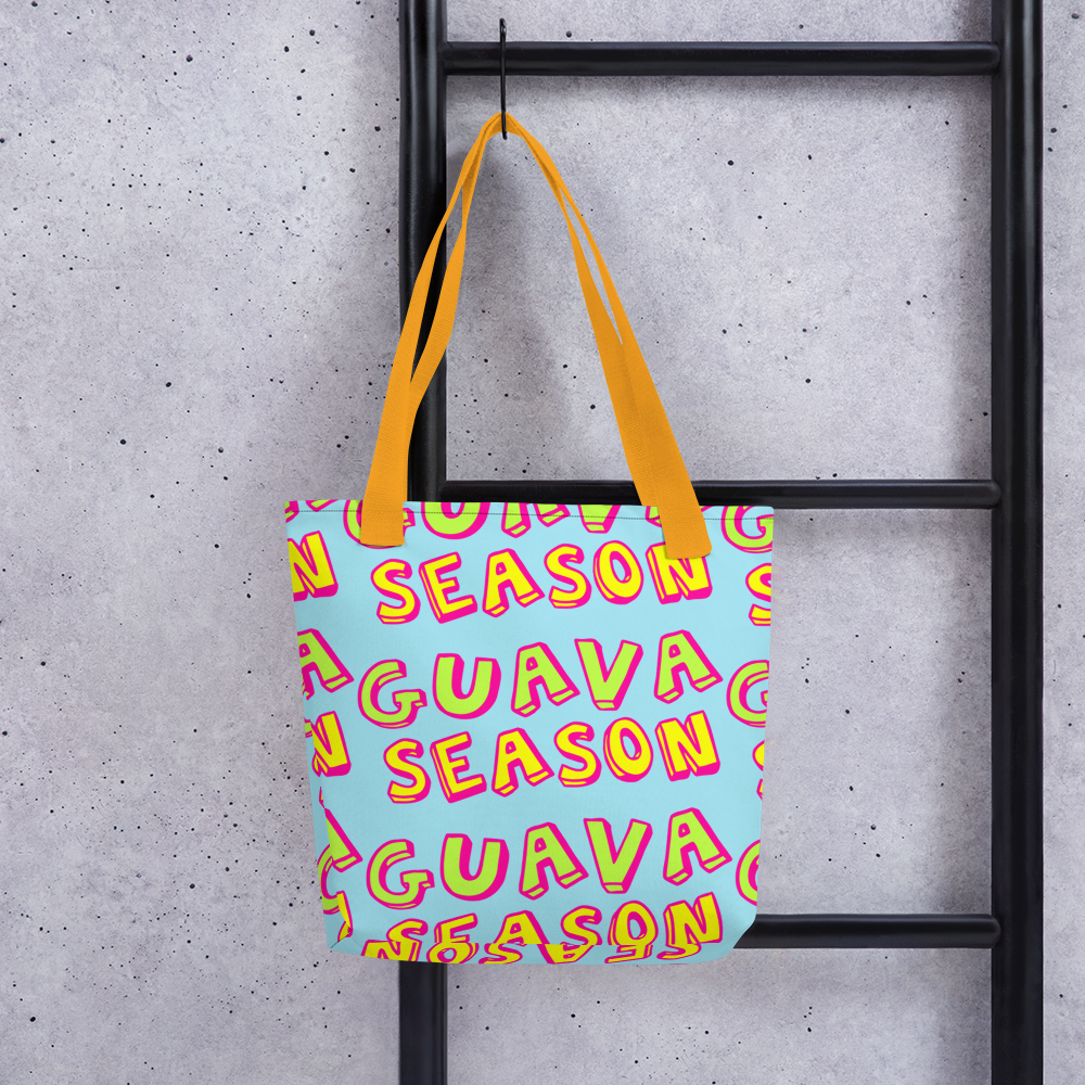 Guava Season Tote Bag