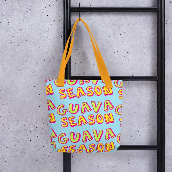 Guava Season Tote Bag